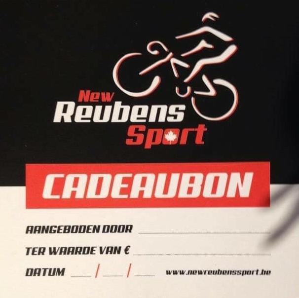 Cadeaubon New Reubens Sport