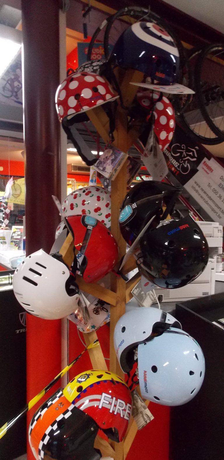 fietshelm New Reubens Sport