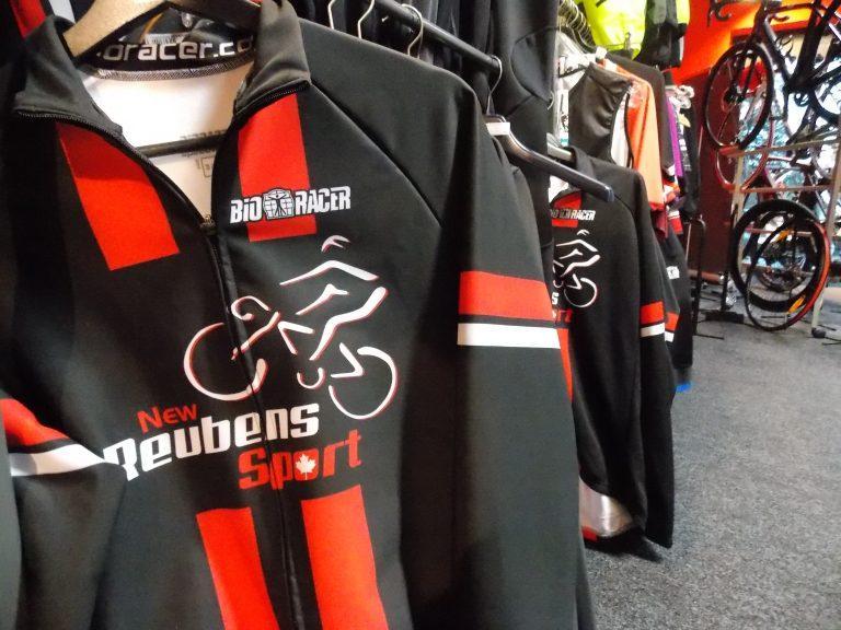 fietskledij New Reubens Sport