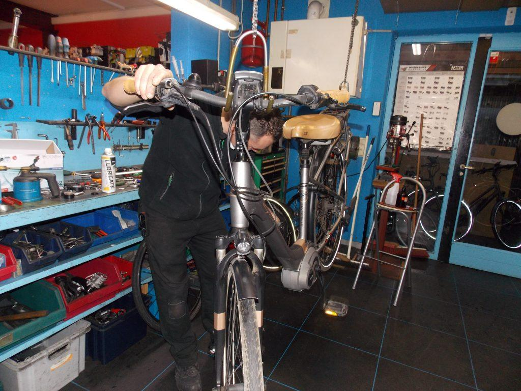 Werkplaats New Reubens Sport